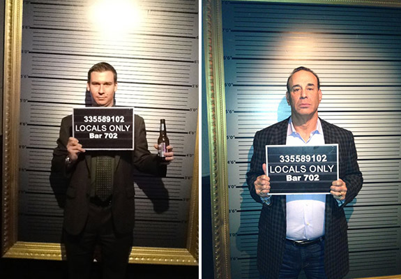 Mugshots from Bar702