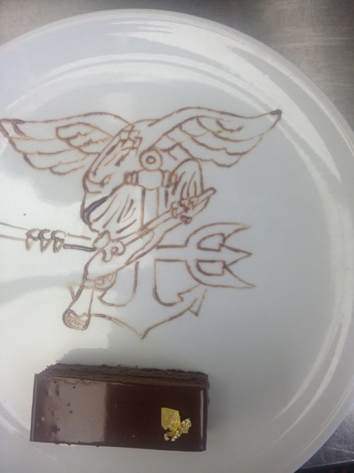 Navy Seal Plate