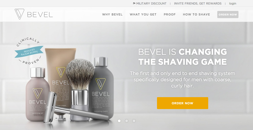 Bevel Home Page