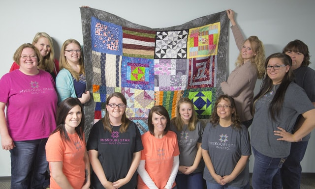 Missouri Star Quilt Co team