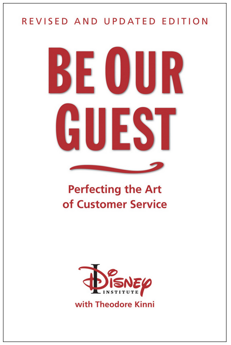Be Our Guest cover