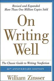 On Writing Well cover