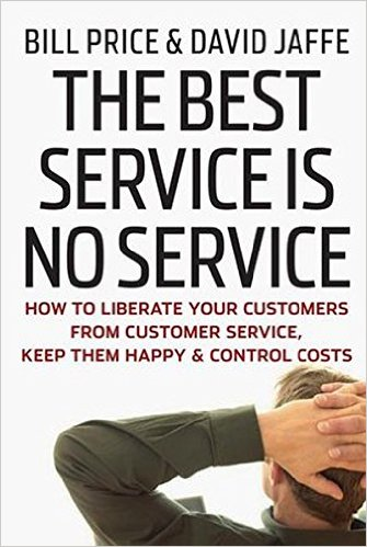 The Best Service Is No Service cover
