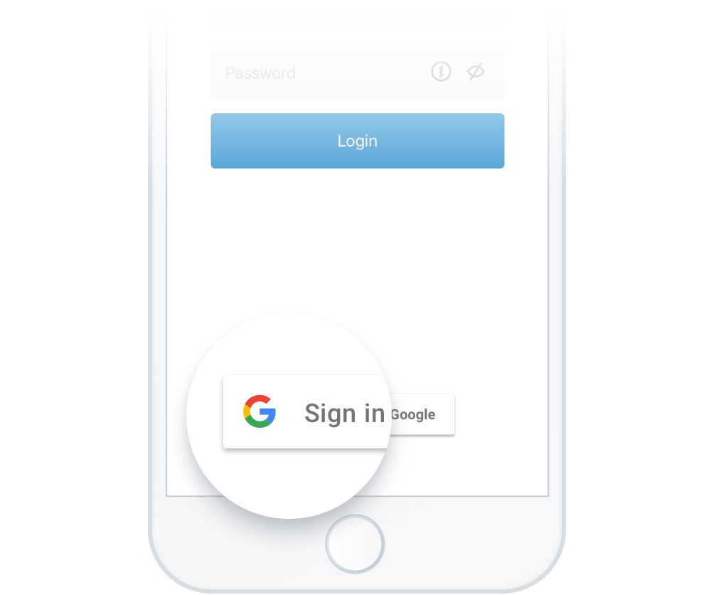 Google apps single sign-on