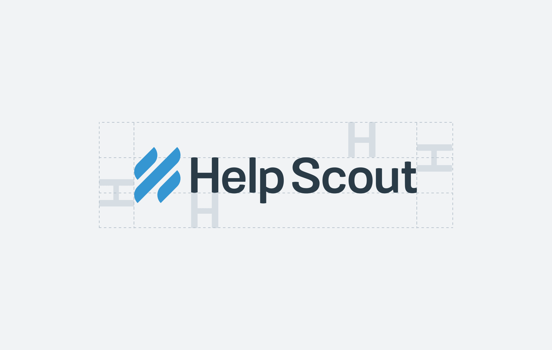 new help scout logo - spacing