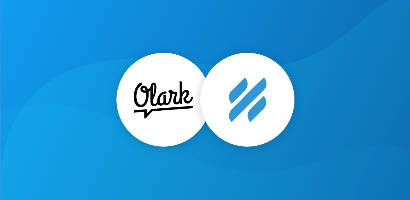 Olark integration