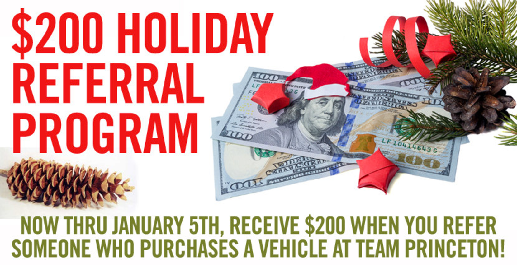 AHoliday referral