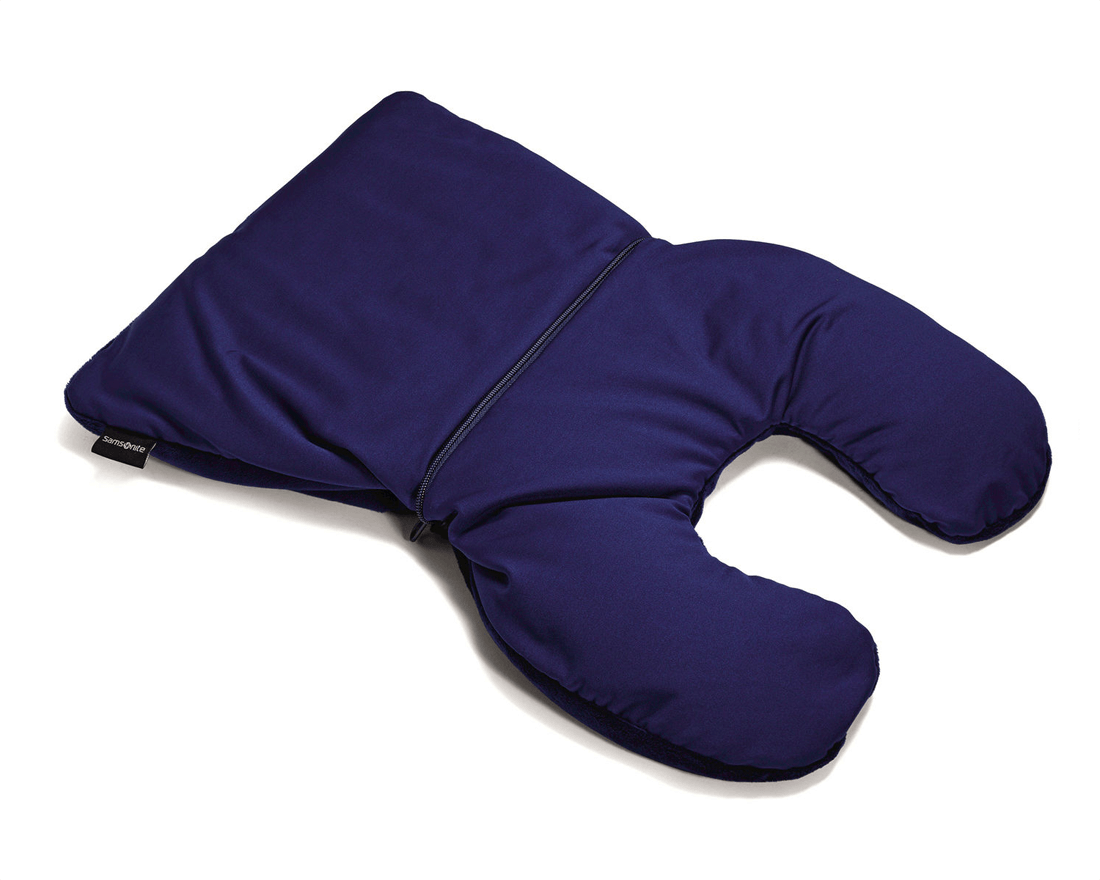 Samsonite pillow