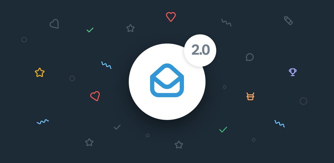 Mailbox API 2.0 improvements
