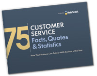 Customer Service Stats Guide Cover