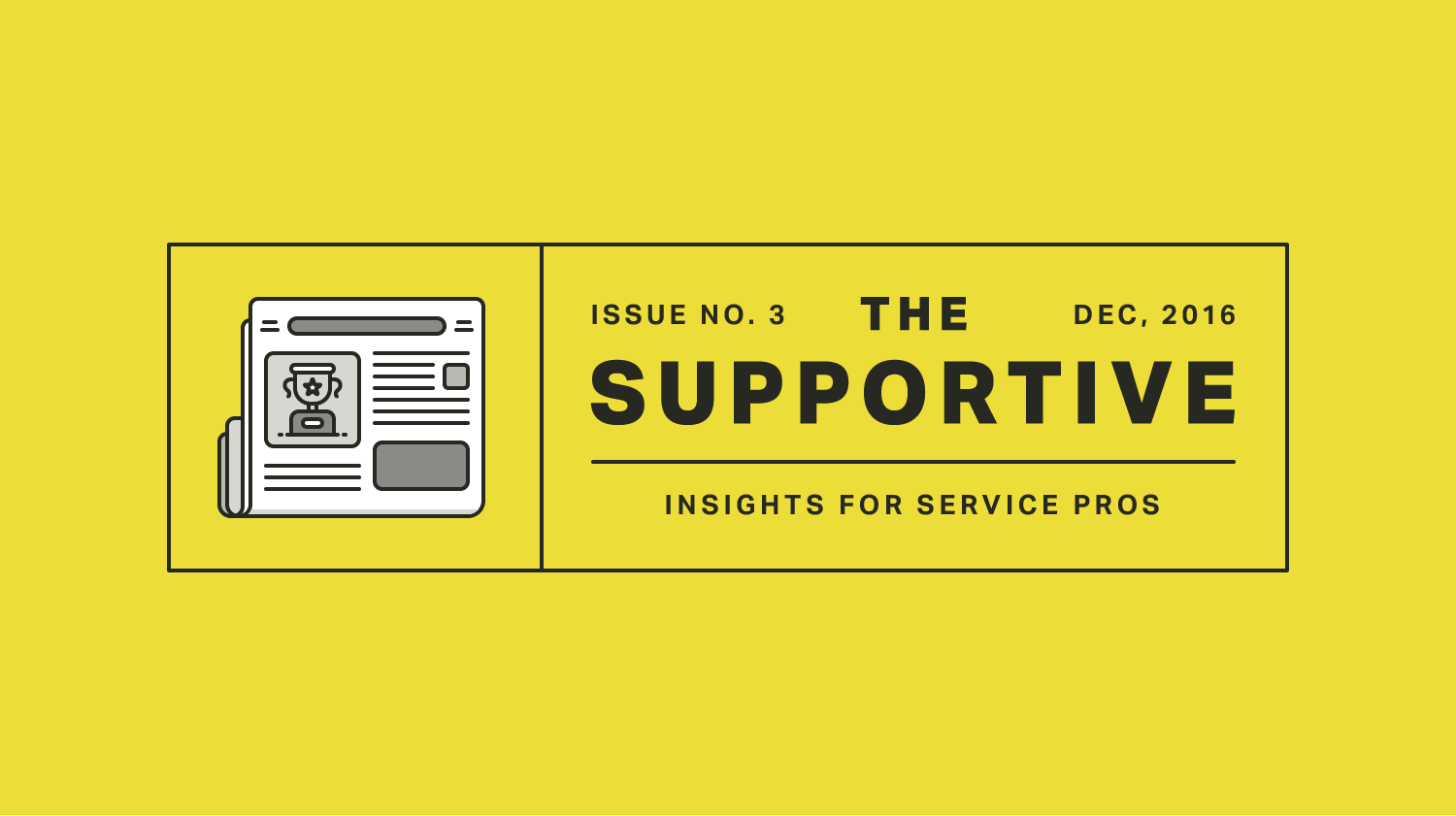The Supportive: Customer Support Trends 2017