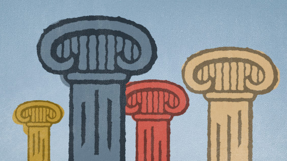 The 4 Pillars of Outstanding Customer Service