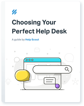 Free Guide: Choosing your help desk
