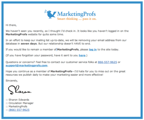 E-mail marketing dating hjemmeside