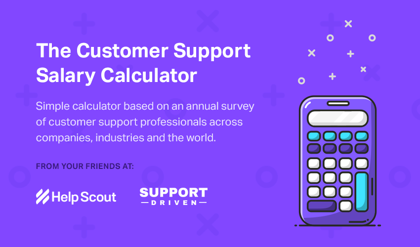 Help Scout  Salary Calculator
