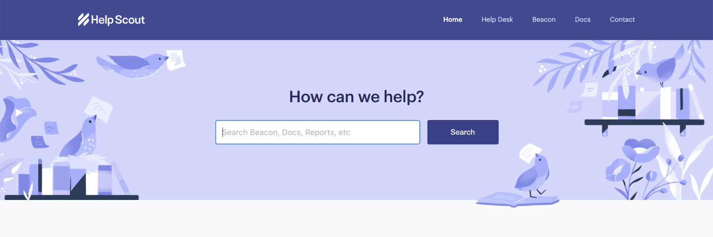 help scout docs collections